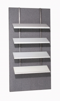 SHELVES WHITE WOOD LEVEL OR SLOPING Adjustable.jpg
